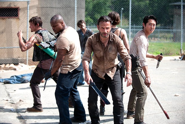 9. The Walking Dead