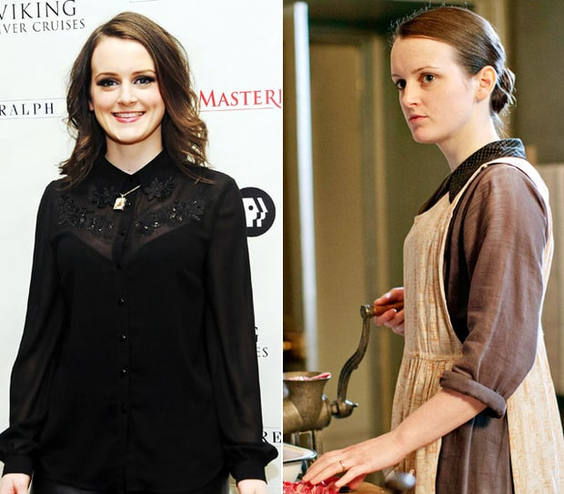 Downton abbey cast hookup in real life