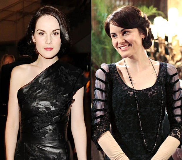 Michelle Dockery as Mary Crawley