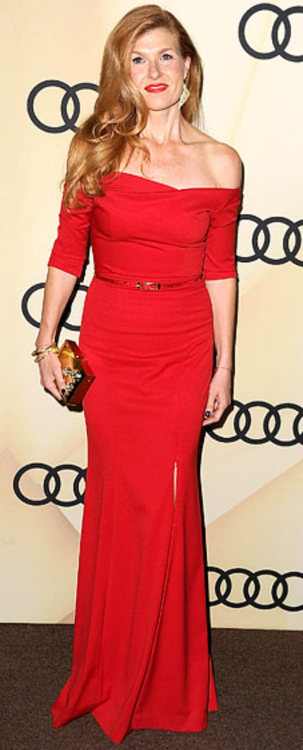 Connie Britton: Audi Golden Globe 2013 Kick Off Cocktail Party