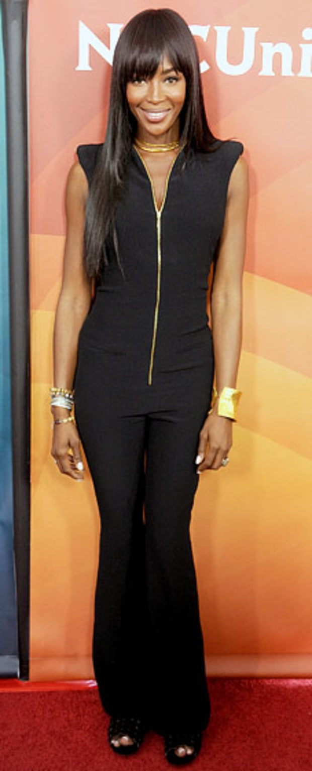 Naomi Campbell: 2013 TCA Winter Press Tour