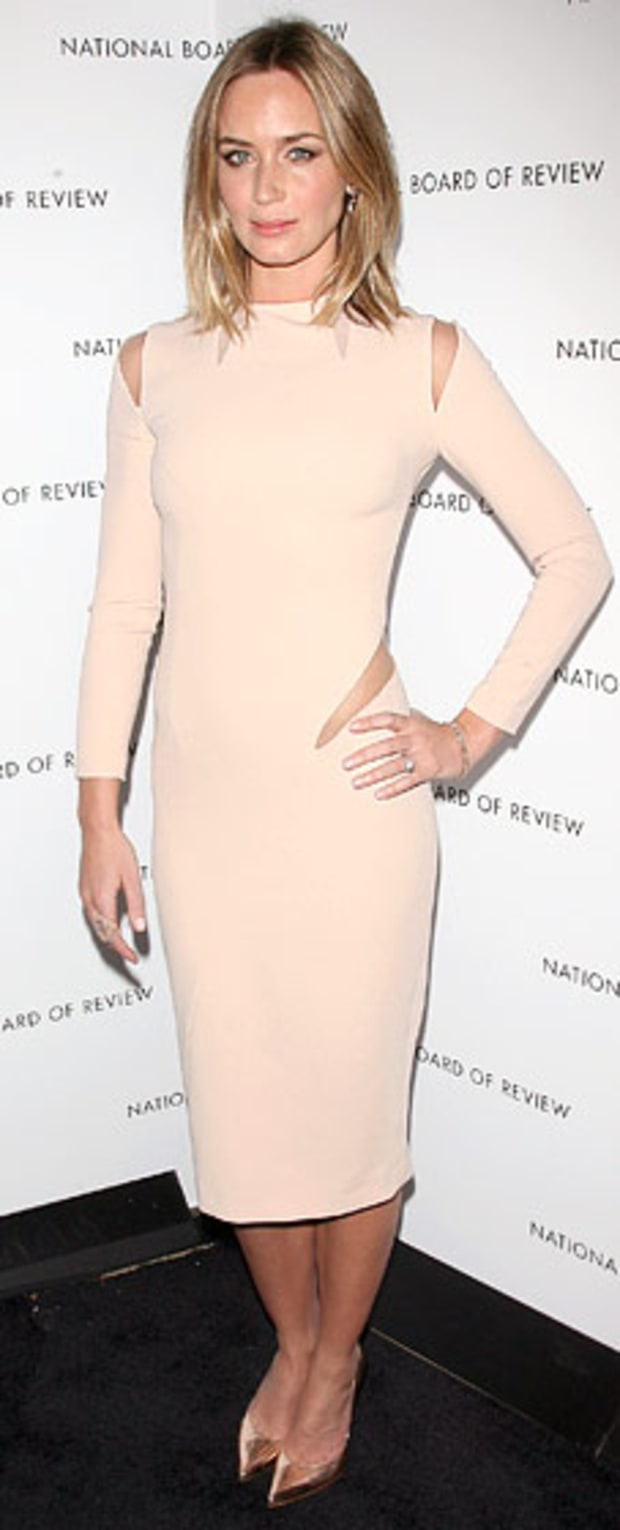 Emily Blunt: National Board of Review Awards Gala