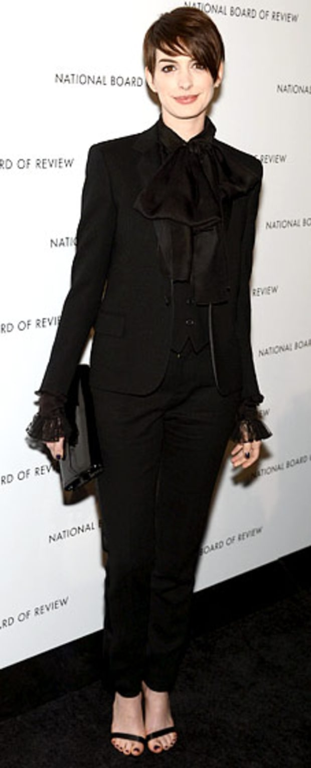 Anne Hathaway: National Board of Review Awards Gala