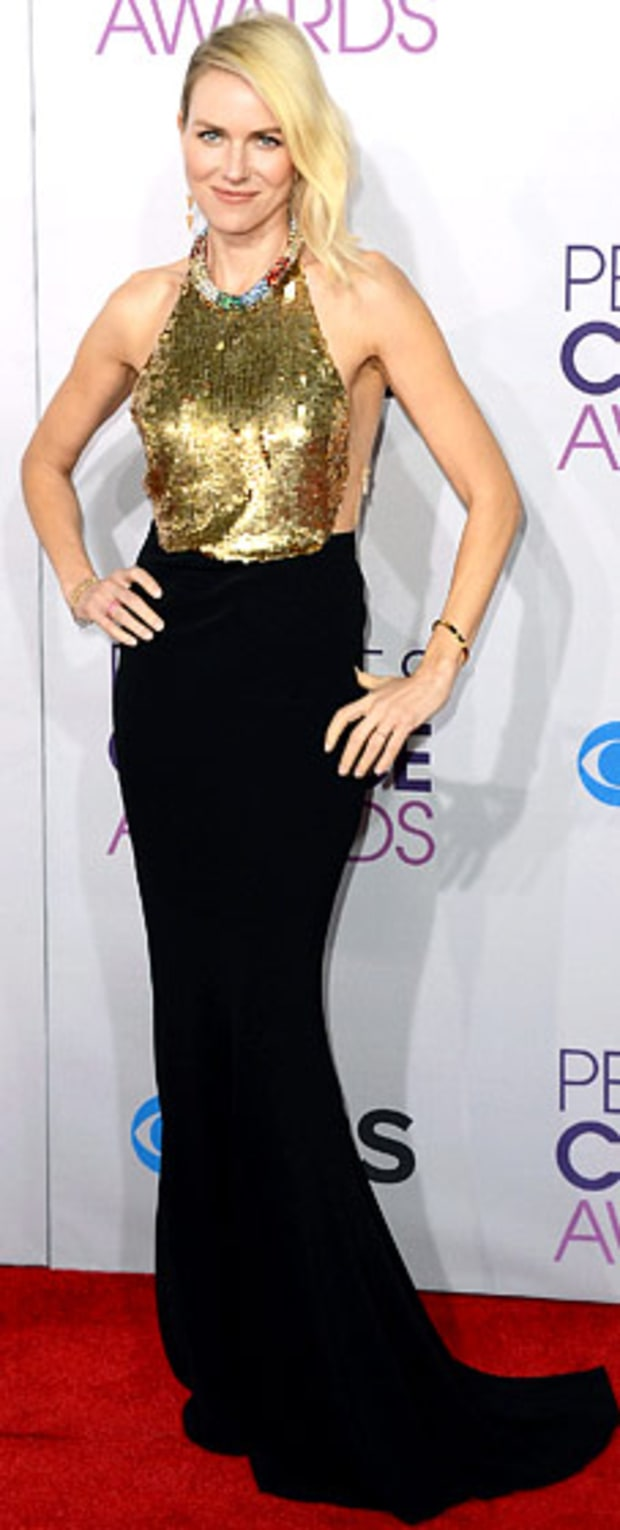 Naomi Watts: 2013 People's Choice Awards