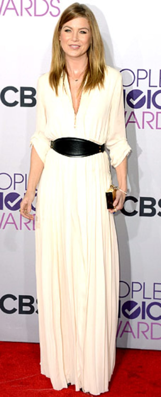 Ellen Pompeo: 2013 People's Choice Awards