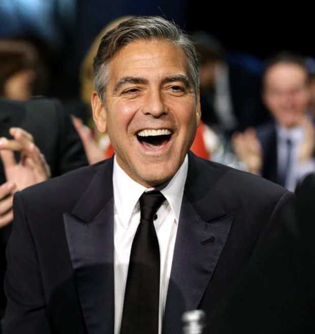 Clooney Cackles