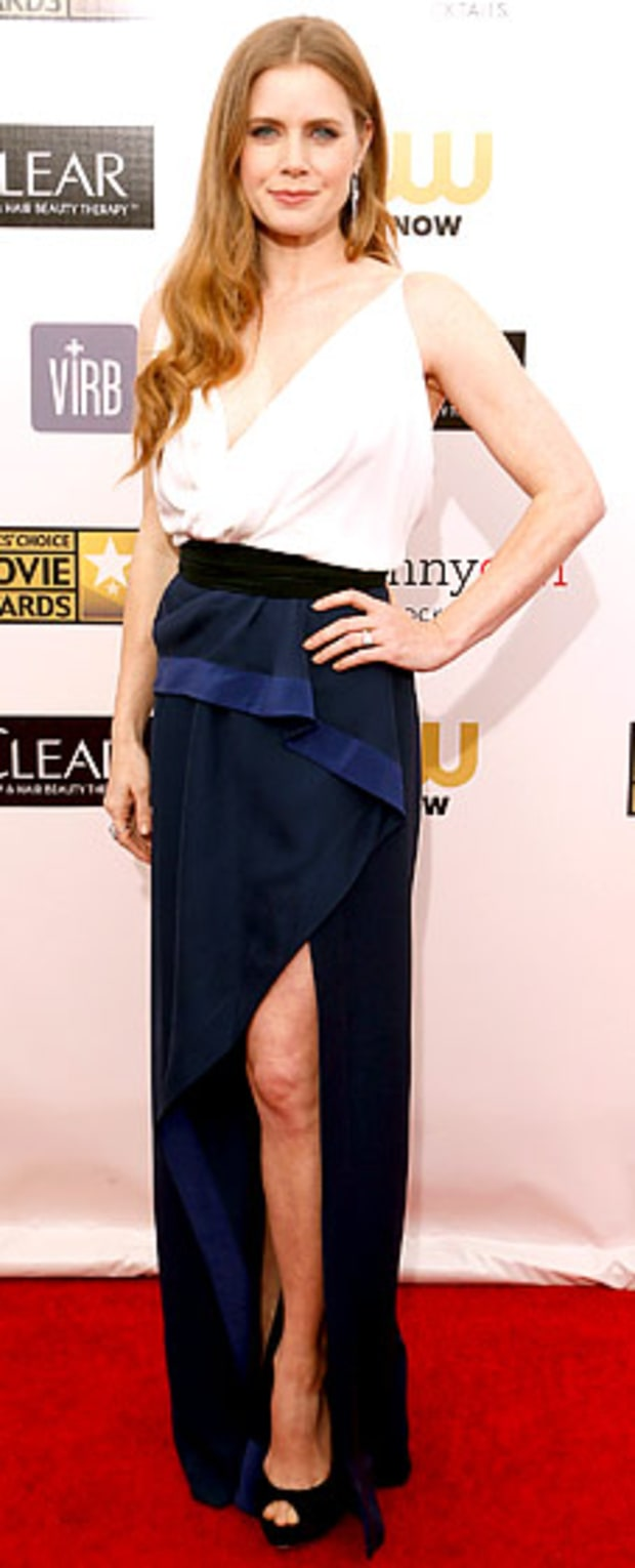 Amy Adams: 2013 Critics' Choice Awards