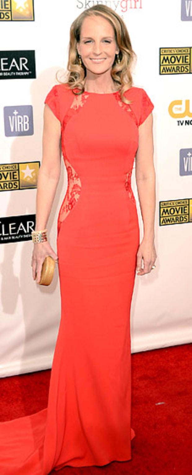 Helen Hunt: 2013 Critics' Choice Awards