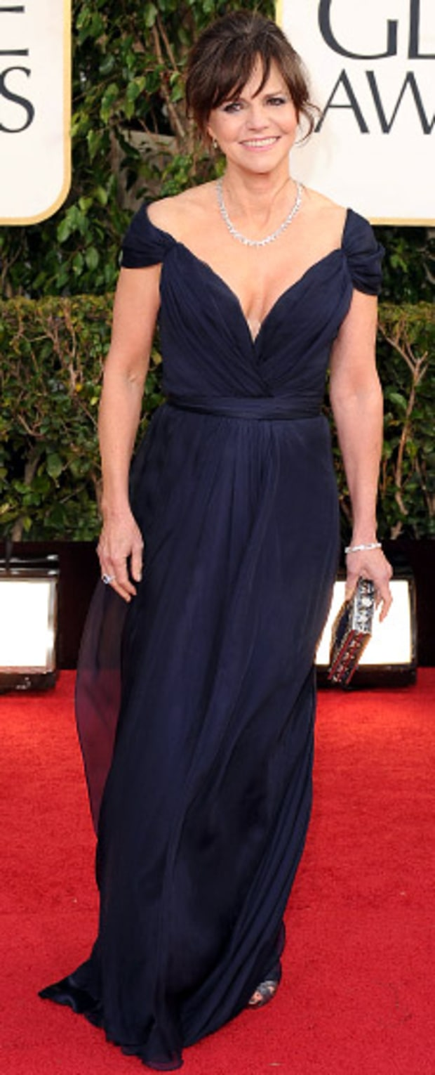 Sally Field at the 2013 Golden Globes