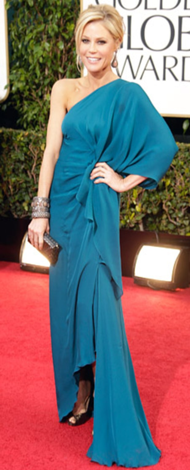 Julie Bowen at the 2013 Golden Globes