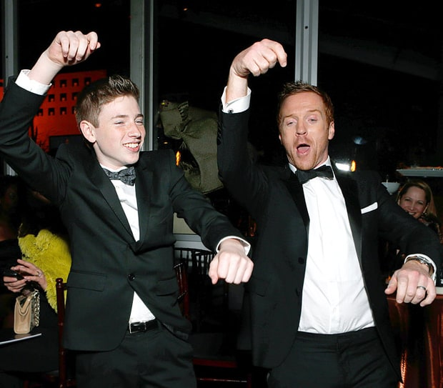 Gangnam, Homeland Style! | Golden Globes 2013 Parties: Inside the ...