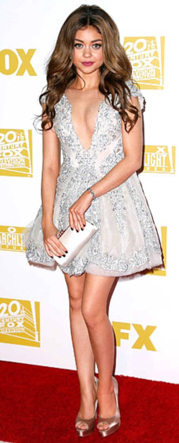Sarah Hyland: 2013 Golden Globes FOX Searchlight Party
