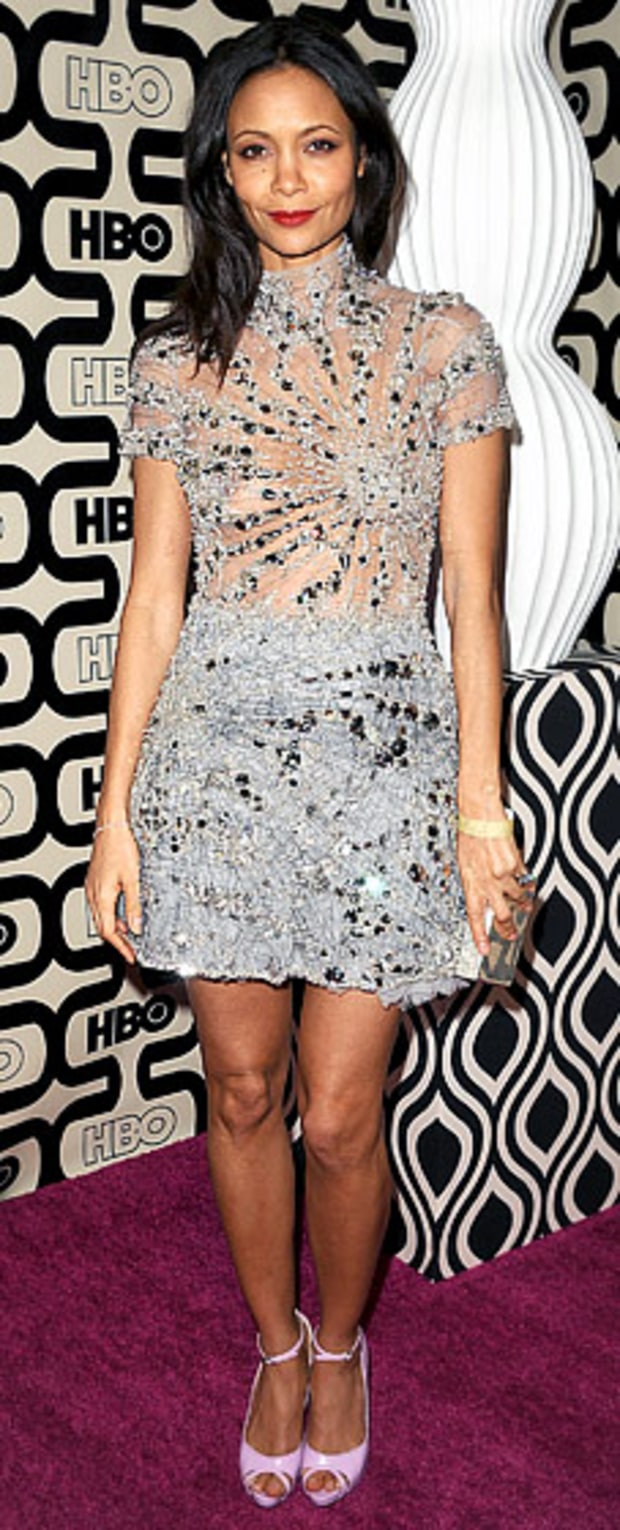 Thandie Newton: 2013 Golden Globes HBO After-Party