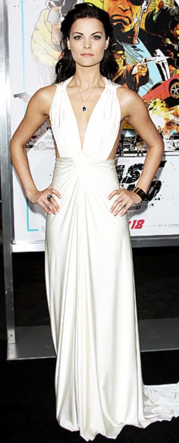 Jaimie Alexander: The Last Stand Premiere