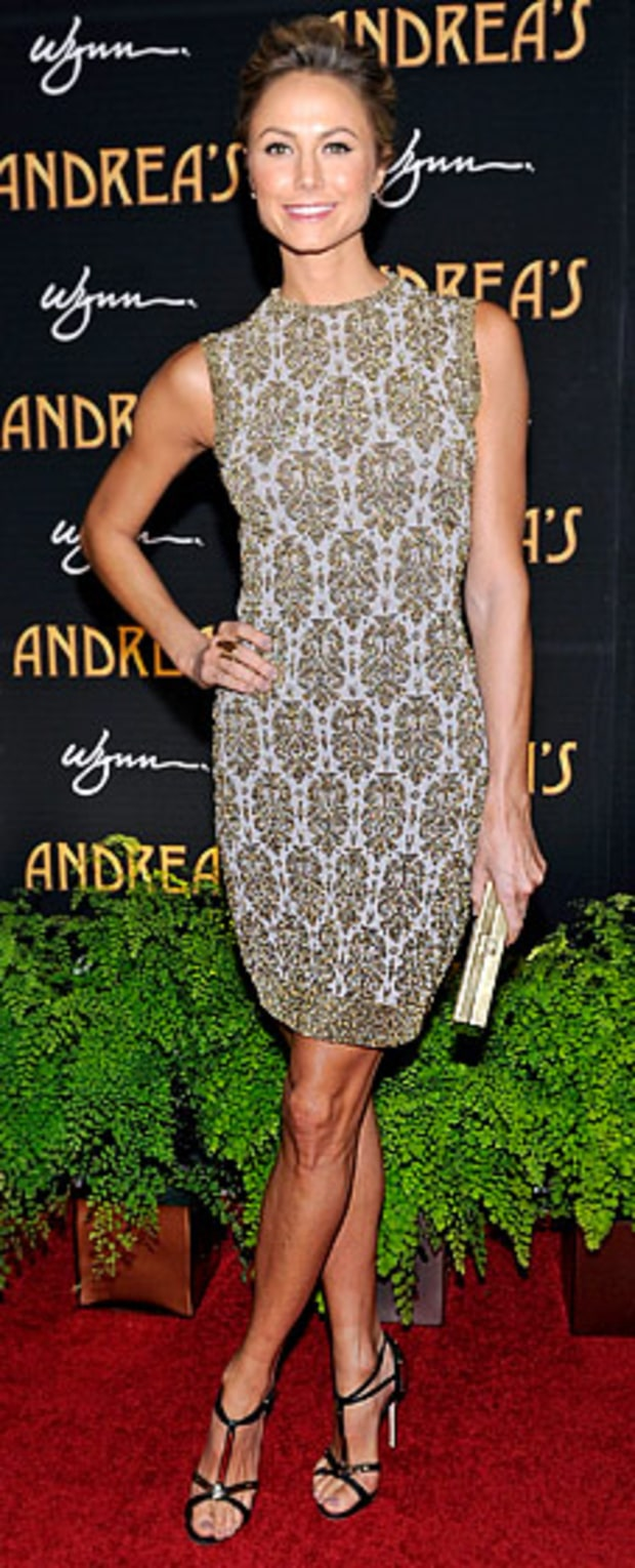 Stacy Keibler: Andrea's Grand Opening at Wynn Las Vegas