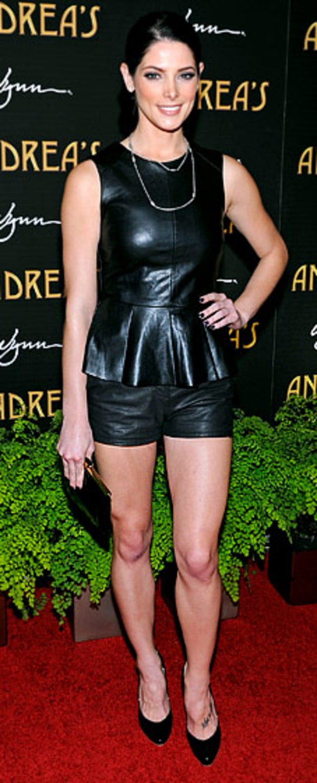 Ashley Greene: Andrea's Grand Opening at Wynn Las Vegas
