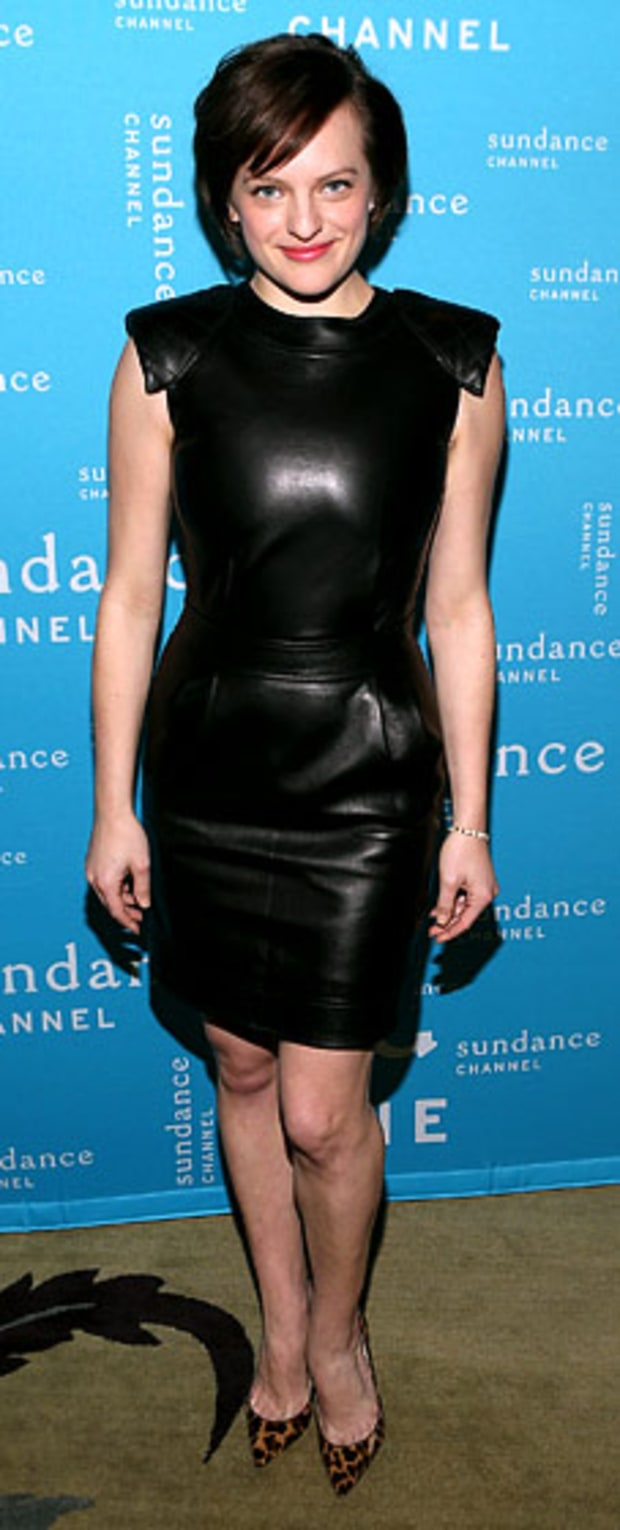 Elisabeth Moss: Sundance Channel Original Programming Luncheon