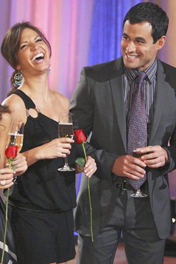 Melissa Rycroft and Jason Mesnick
