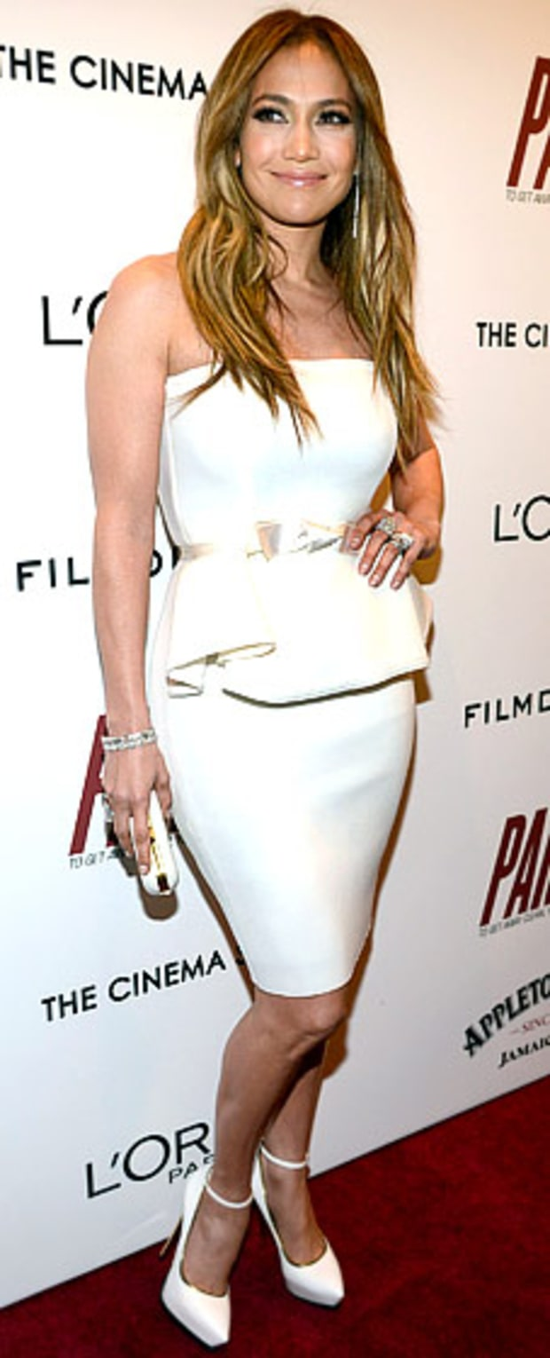 Jennifer Lopez: Parker Screening