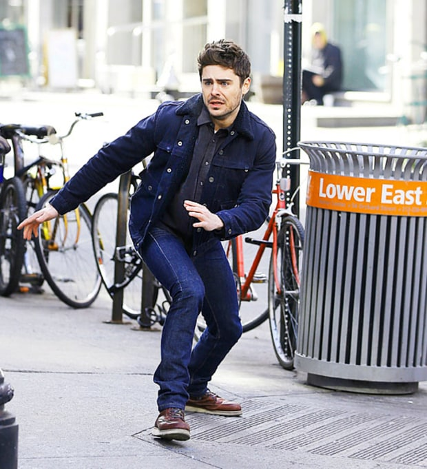 Efron Does the LES