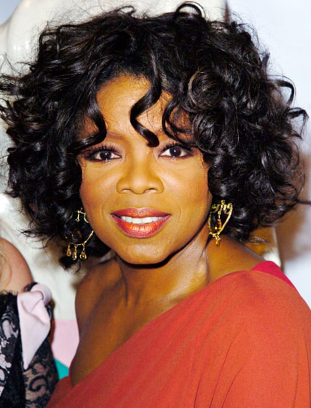 oprah hairstyles : As she celebrates her birthday, see how the TV titans mane has ...