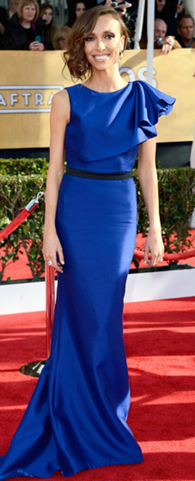 Giuliana Rancic at the 2013 SAG Awards