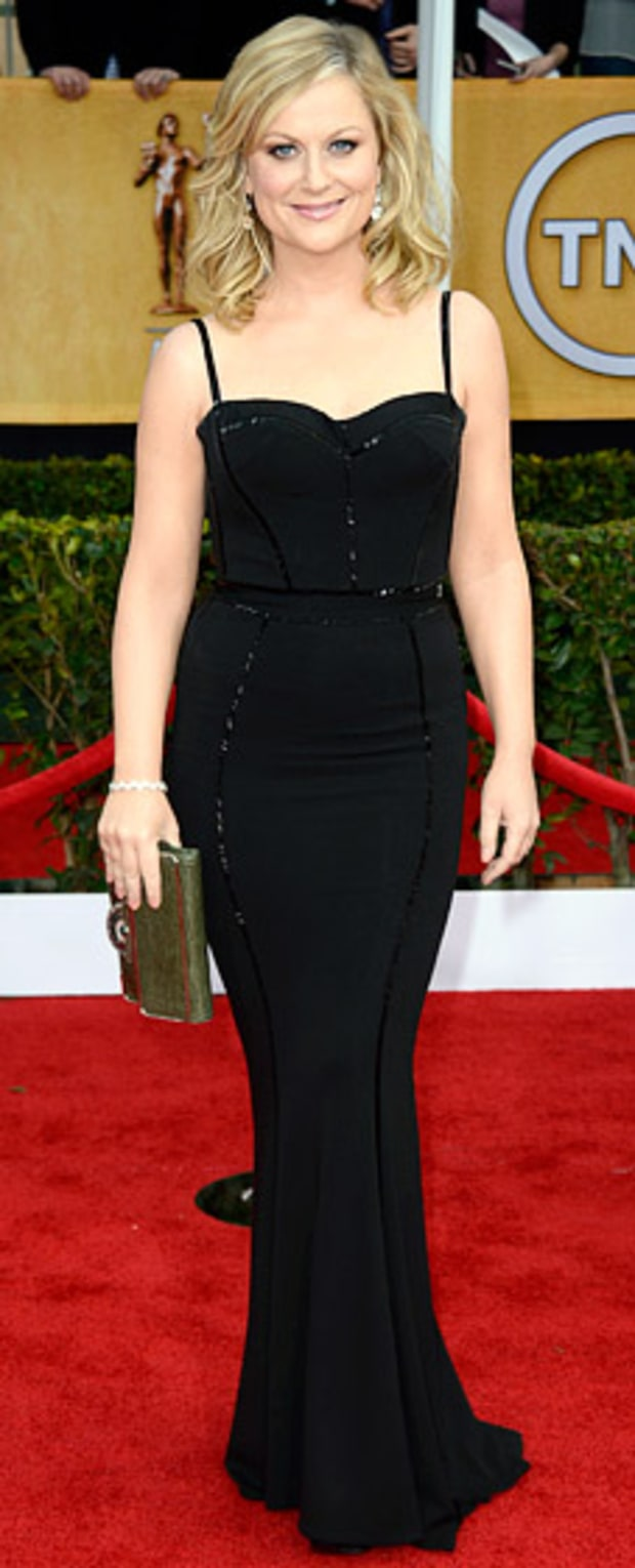 Amy Poehler at the 2013 SAG Awards