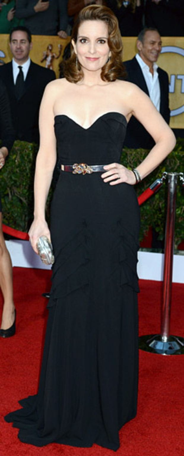 Tina Fey at the 2013 SAG Awards