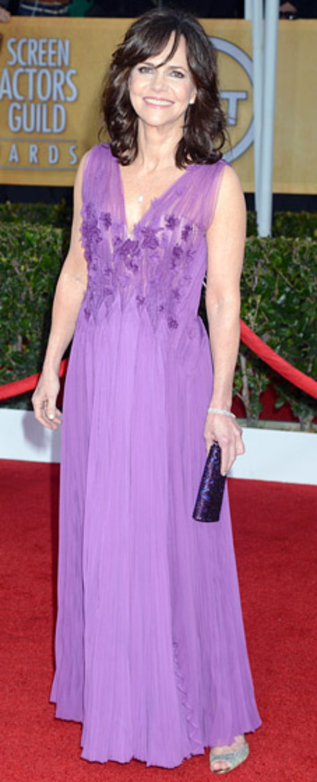 Sally Field at the 2013 SAG Awards