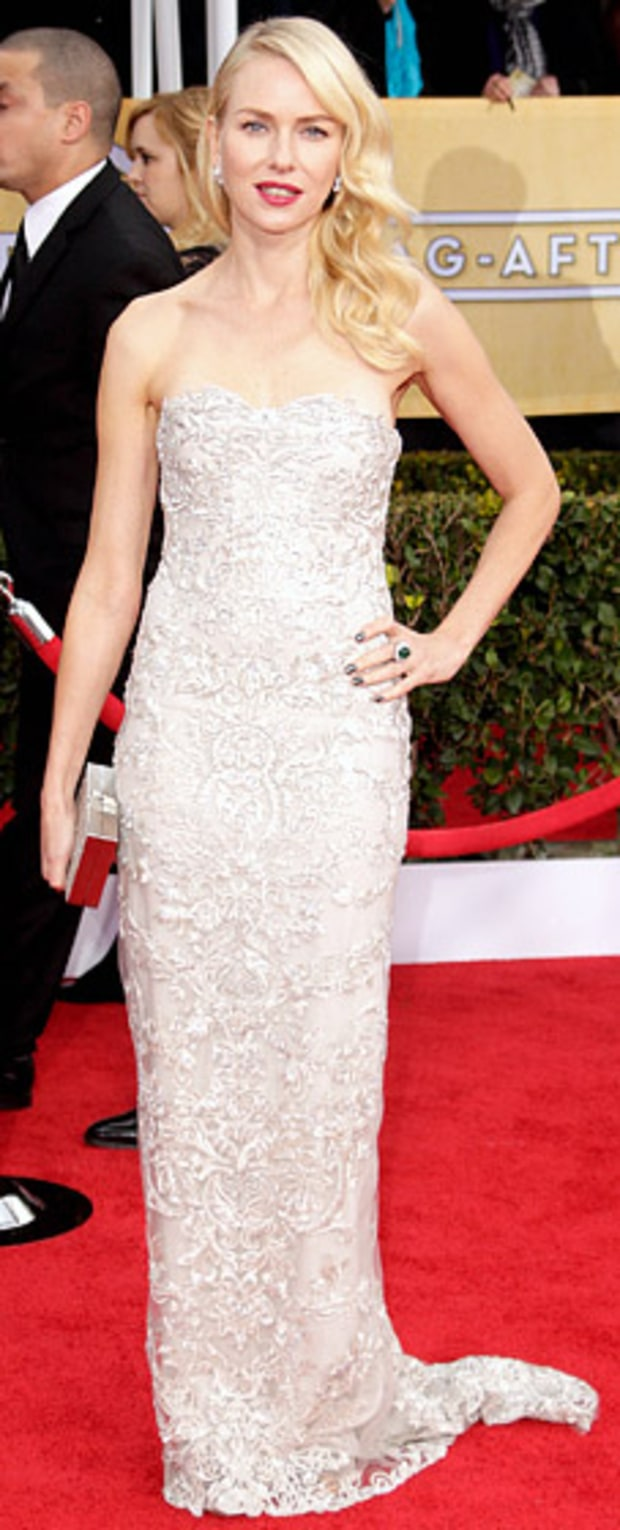 Naomi Watts at the 2013 SAG Awards