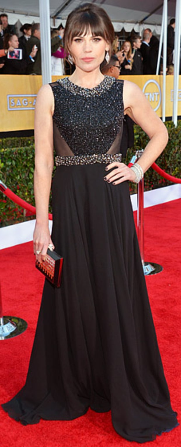 Clea Duvall at the 2013 SAG Awards