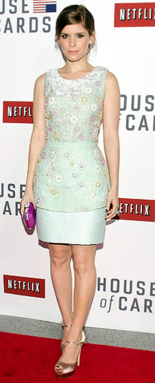 Kate Mara: Netflix's House of Cards Washington DC Screening