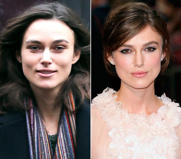 Keira Knightley   Natural Beauty: Stars Without Makeup ...