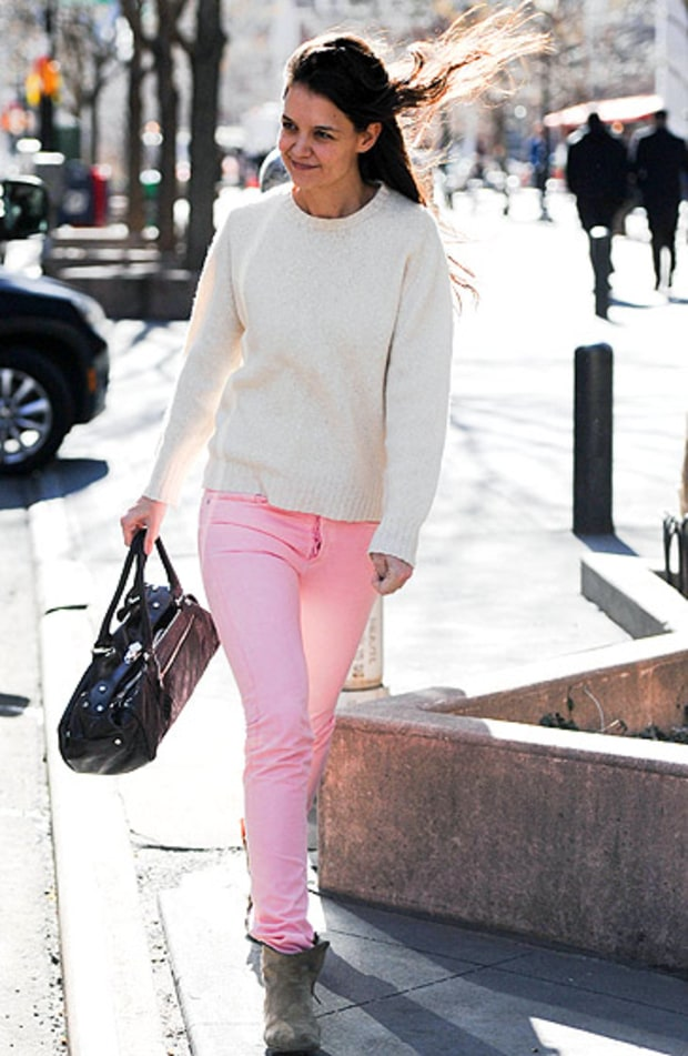 The Pink Pants-er