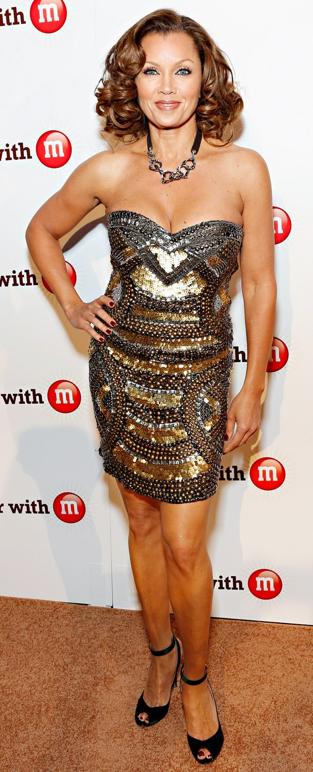 Vanessa Williams: M&M's Better With M Party