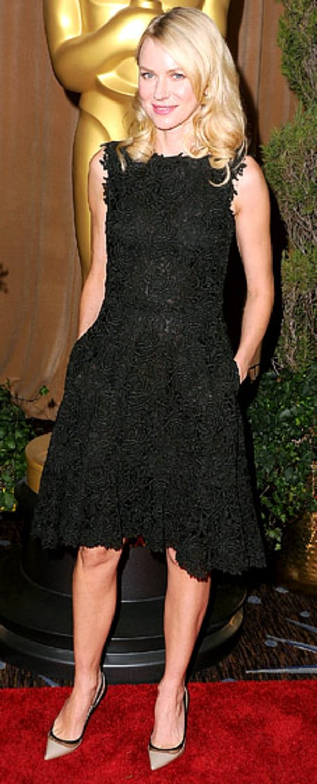 Naomi Watts: 2013 Academy Awards Nominations Luncheon