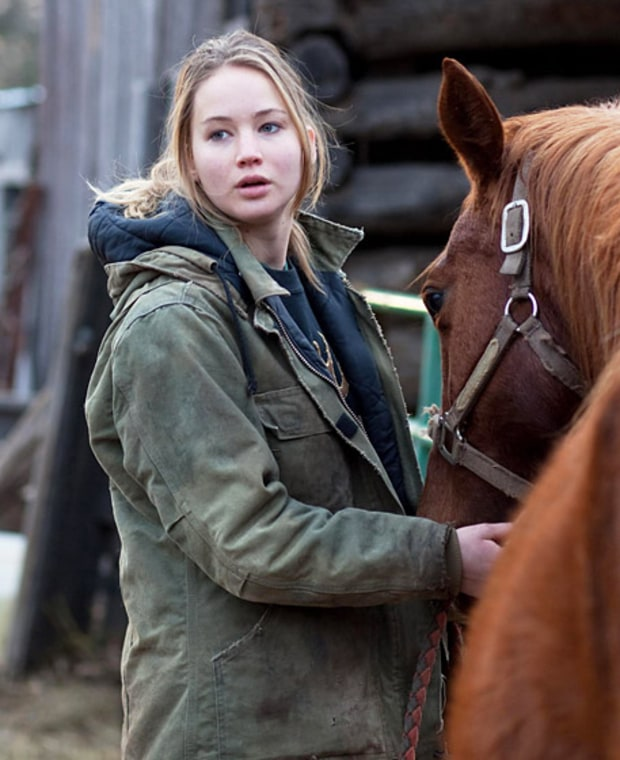 Jennifer Lawrence, Winter's Bone (2010)