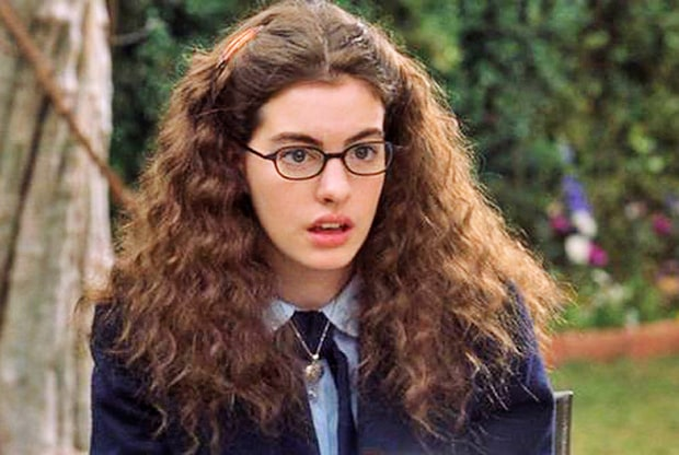 Anne Hathaway, Princess Diaries (2001)