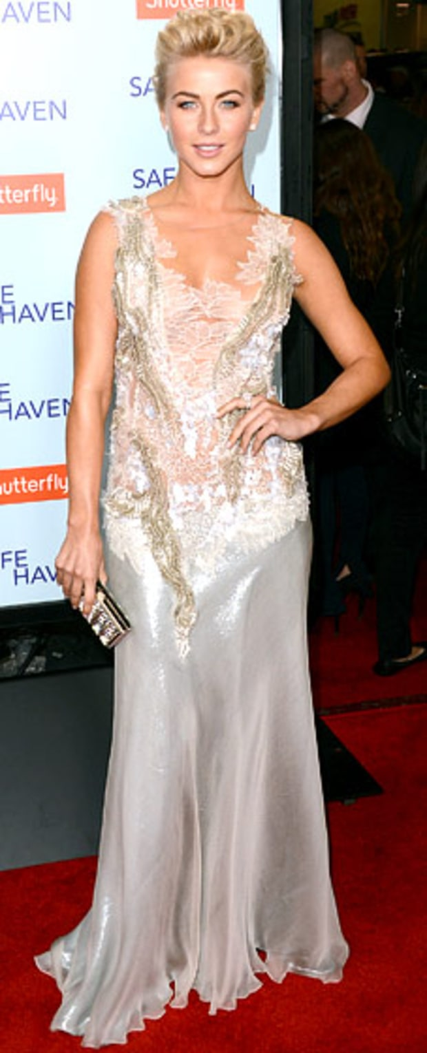 Julianne Hough: Safe Haven Premiere