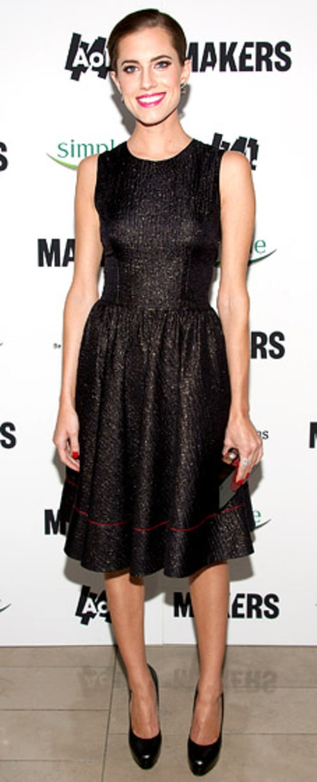 Allison Williams: Makers Premiere