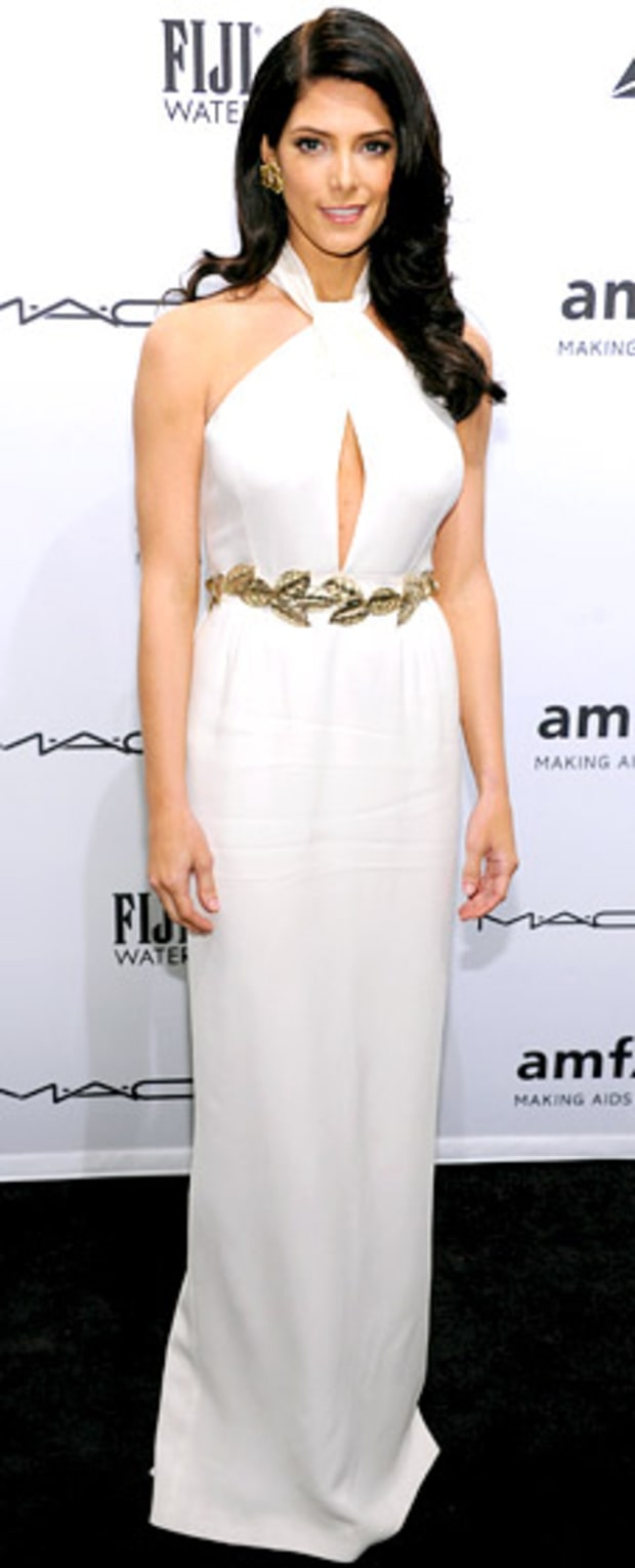Ashley Greene: amfAR New York Gala