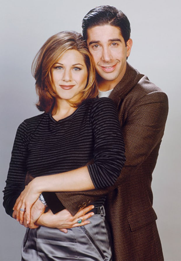 when does ross and rachel start dating Their first actual kiss was in season one episode 5 after rachel stands up to the lady at the laundry mat however the first passionate kiss was when ross finds out about rachels feelings in season 2.