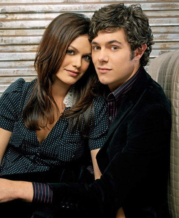 Summer Roberts and Seth Cohen