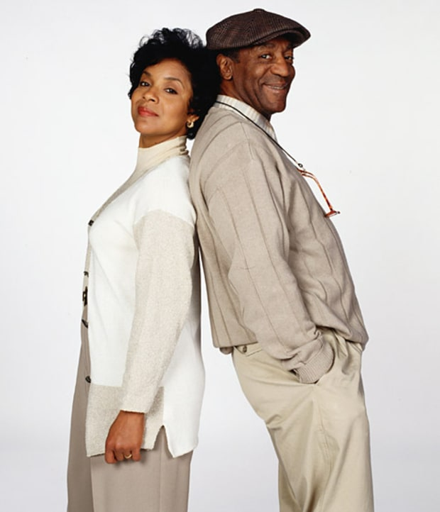 Cliff and Clair Huxtable