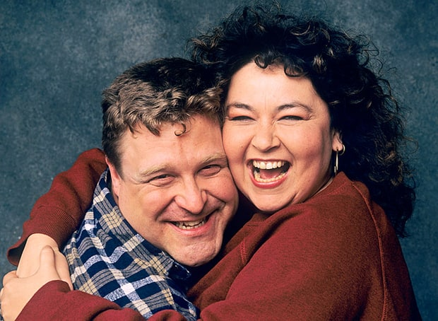 Dan and Roseanne Conner