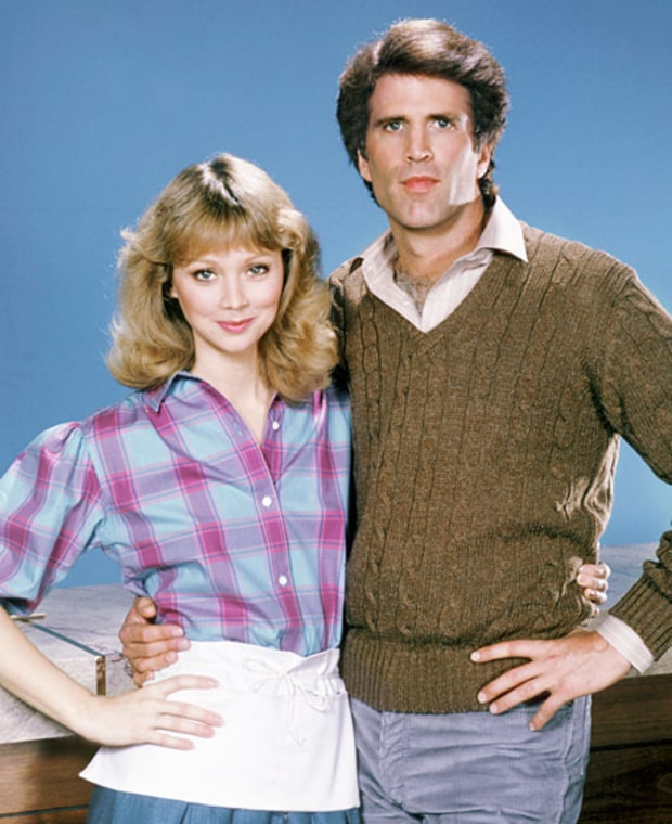Diane Chambers and Sam Malone