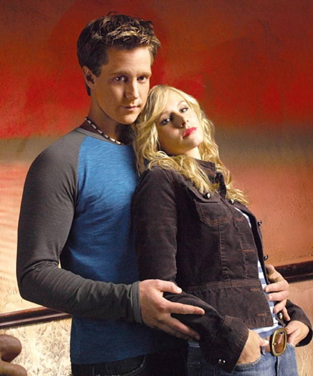 Logan Echolls and Veronica Mars