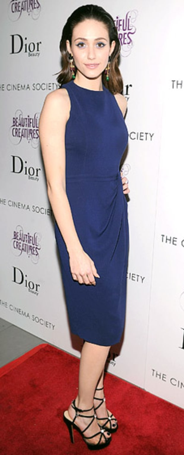 Emmy Rossum: Beautiful Creatures Premiere
