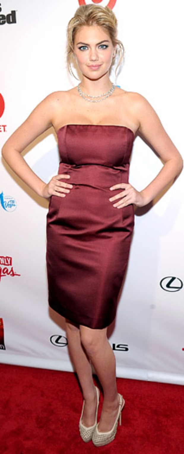 Kate Upton: 2013 Sports Illustrated Launch Party