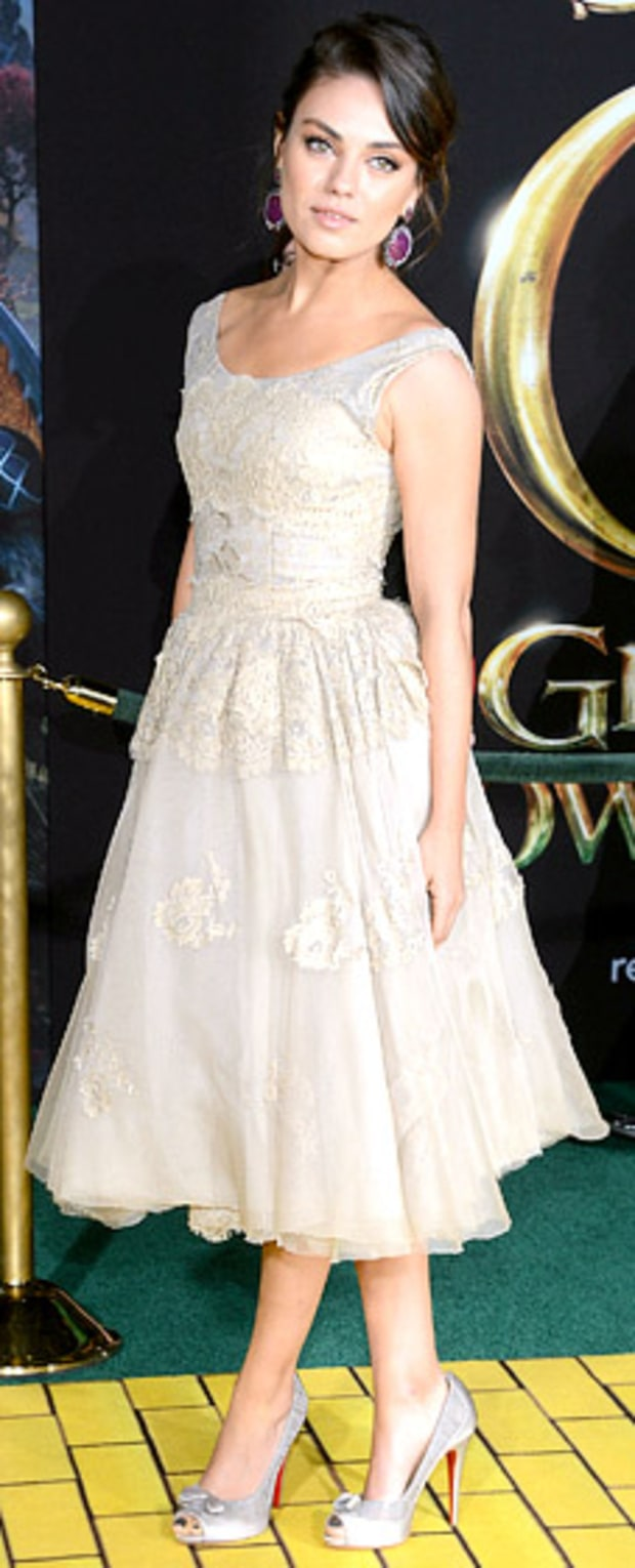 Mila Kunis: Oz The Great and Powerful Premiere